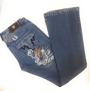 Antik Denim Jeans  with a little flare